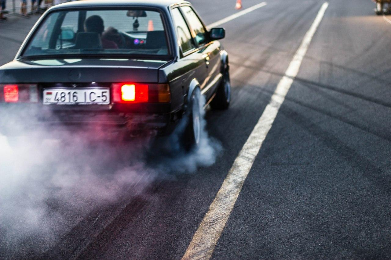 Алексеев Александр - BMW е30  (г. Минск)
