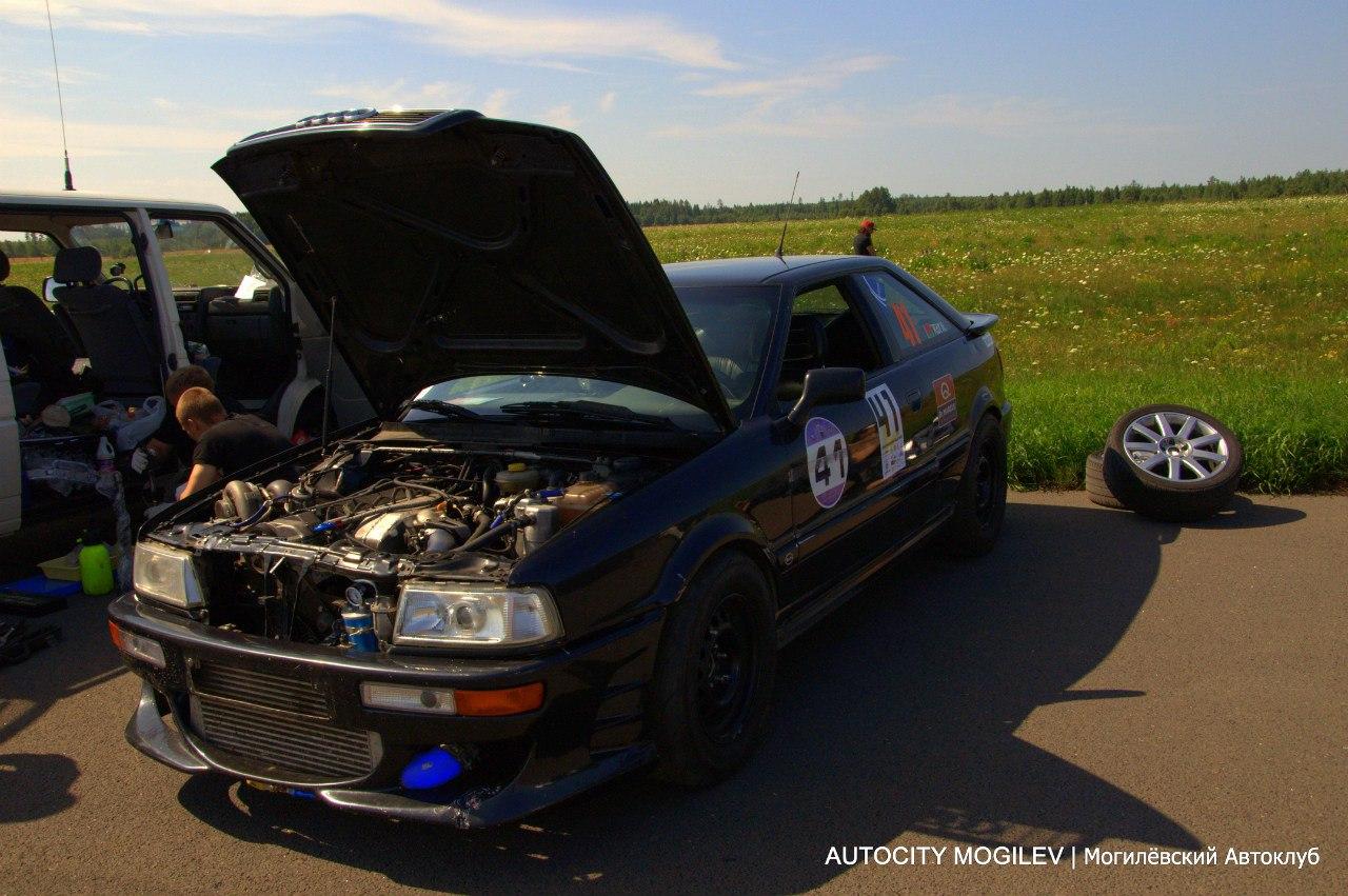 Кот Николай - Audi S2 (г. Минск)