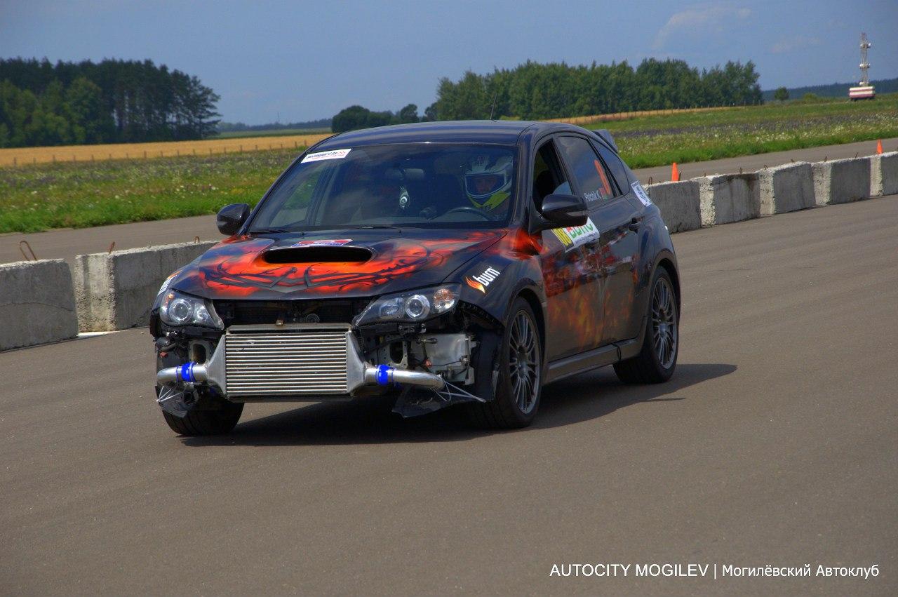 Петчик Кирилл - Subaru Impreza WRX (г. Минск)