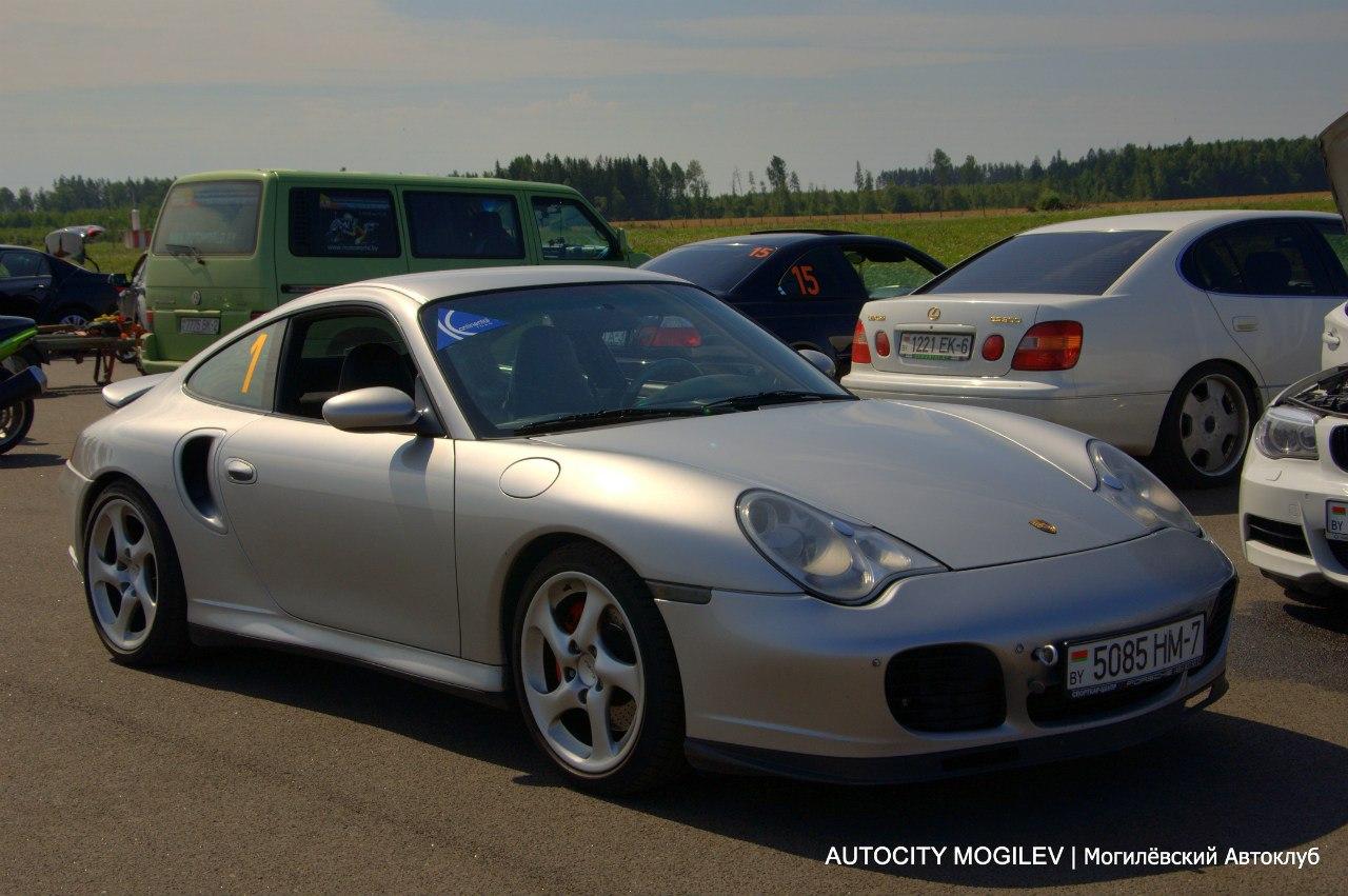Вераксо Иван - Porshe 911 Turbo (г. Минск)
