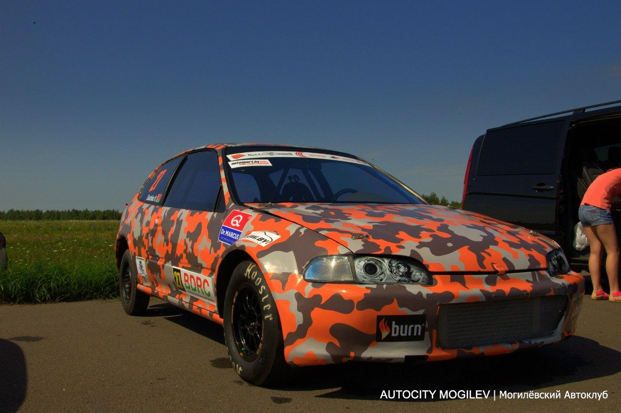 Сушко Владислав - Honda Civic (г. Барановичи)