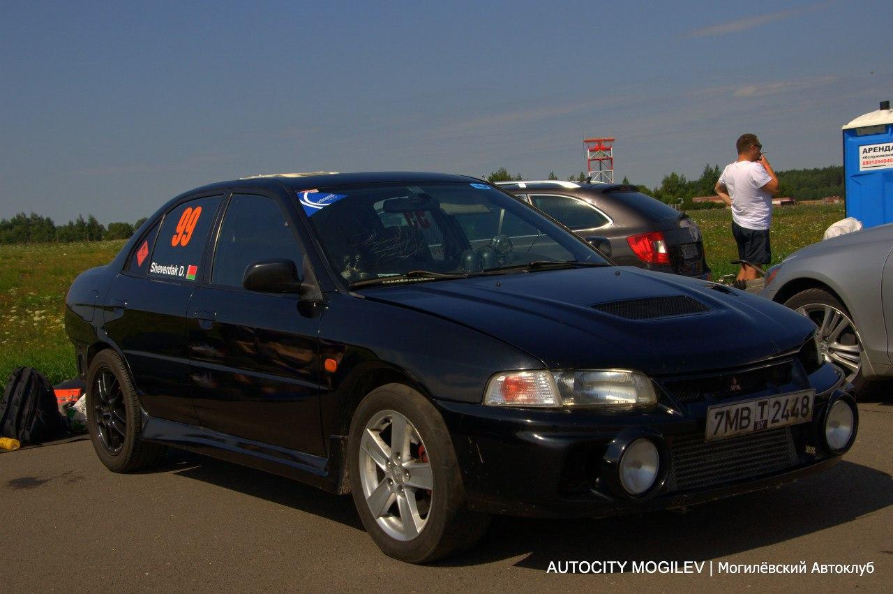 Шевердак Дмитрий - Mitsubishi Lancer (г. Минск)
