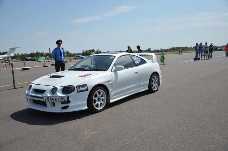 Шляхтенко Игорь - Toyota Celica gt-four st205 (г.Великие Луки, РФ)