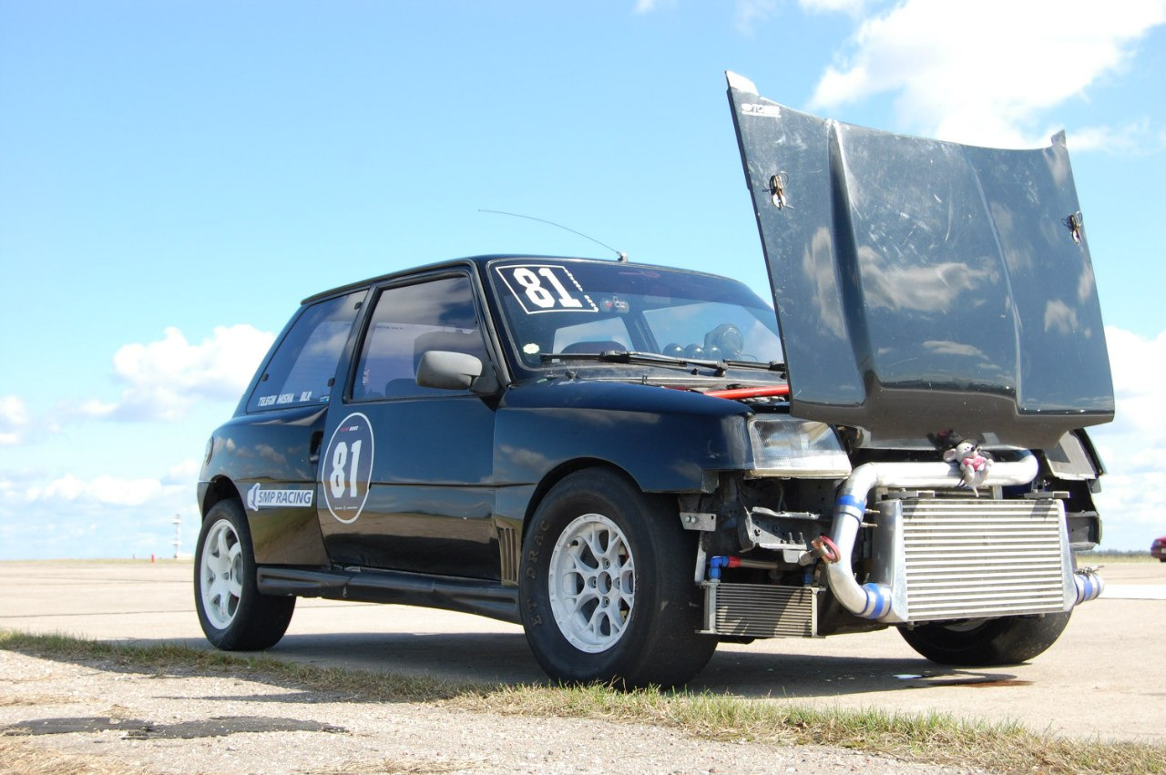 Телегин Михаил - Renault 5 GT Turbo «Raptor» (г. Минск)