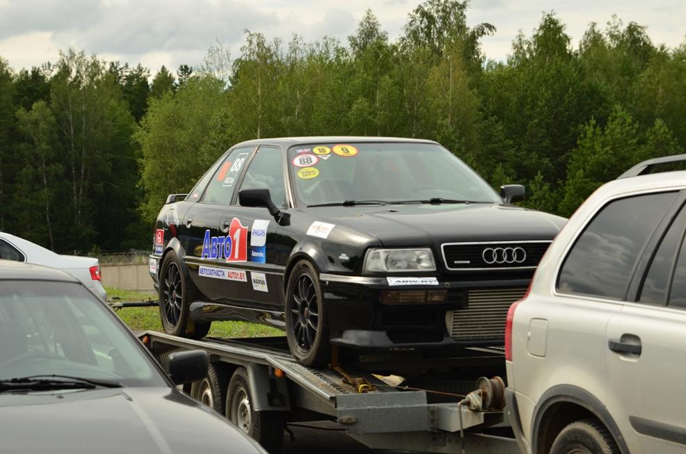 Нефёдов Юрий - Audi 90 В3  (г. Полоцк)