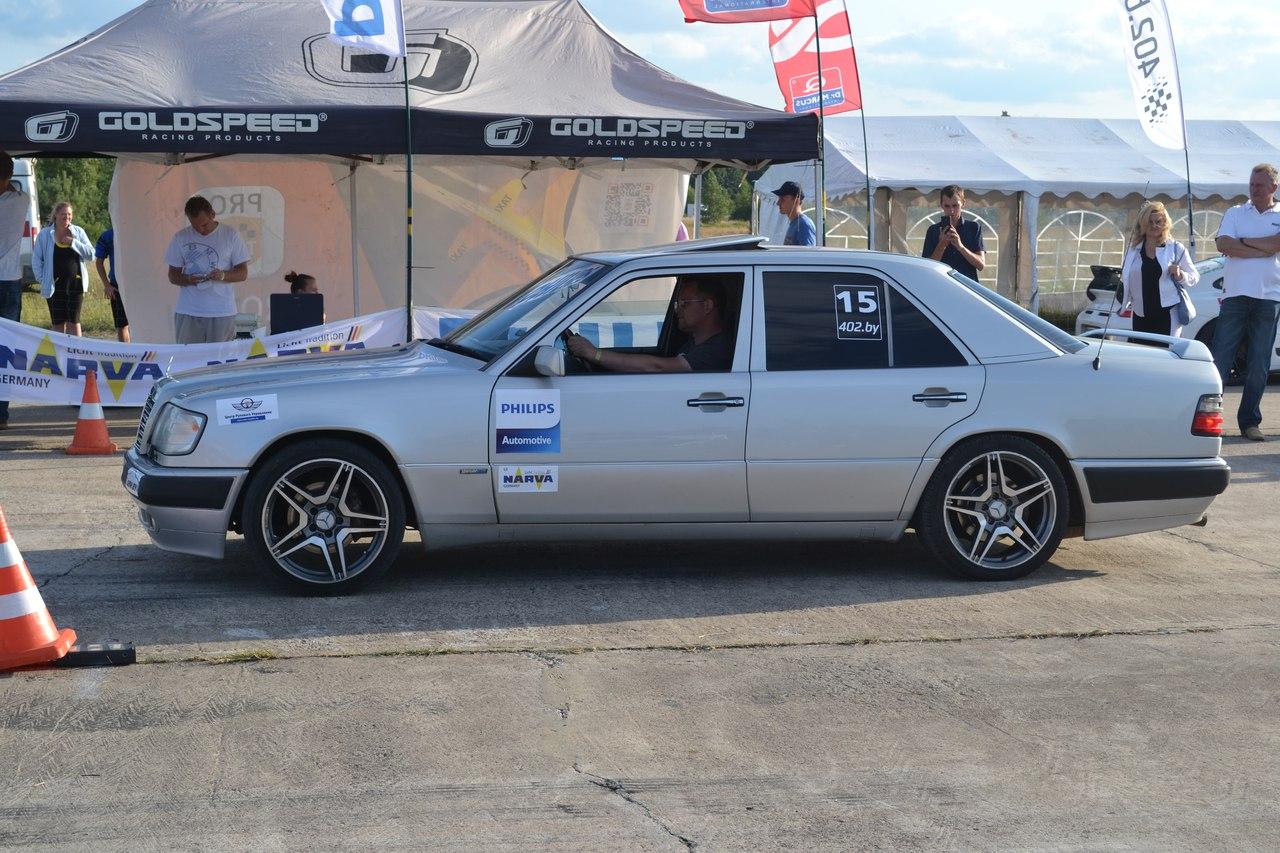 Глебов Роман -Mersedes W124 3,0TDI (г.Орел, РФ)